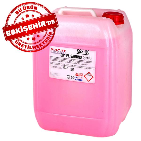 Bright Sıvı El Sabunu 20 L Pembe